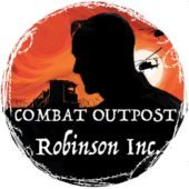 Combat Out Post Robinson Logo